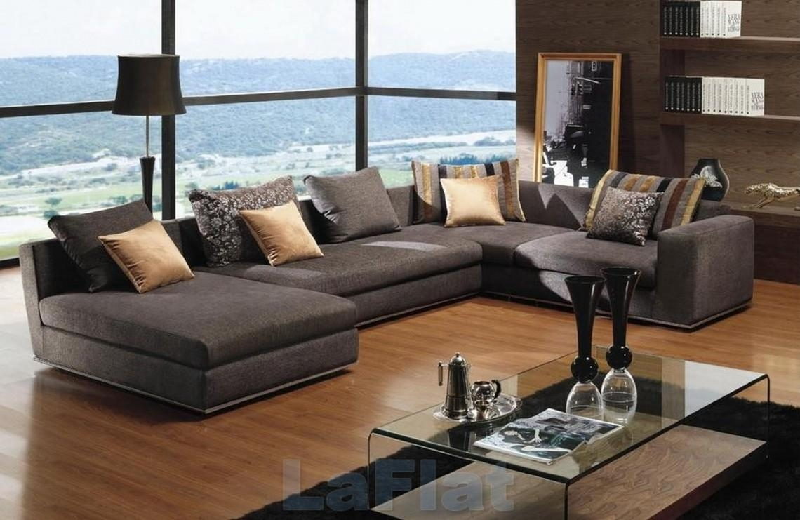 Living Room : Enchanting Floor Lamps Behind Sectional Sofas 93 In Floor Lamp For Sectional Couch (Image 13 of 15)