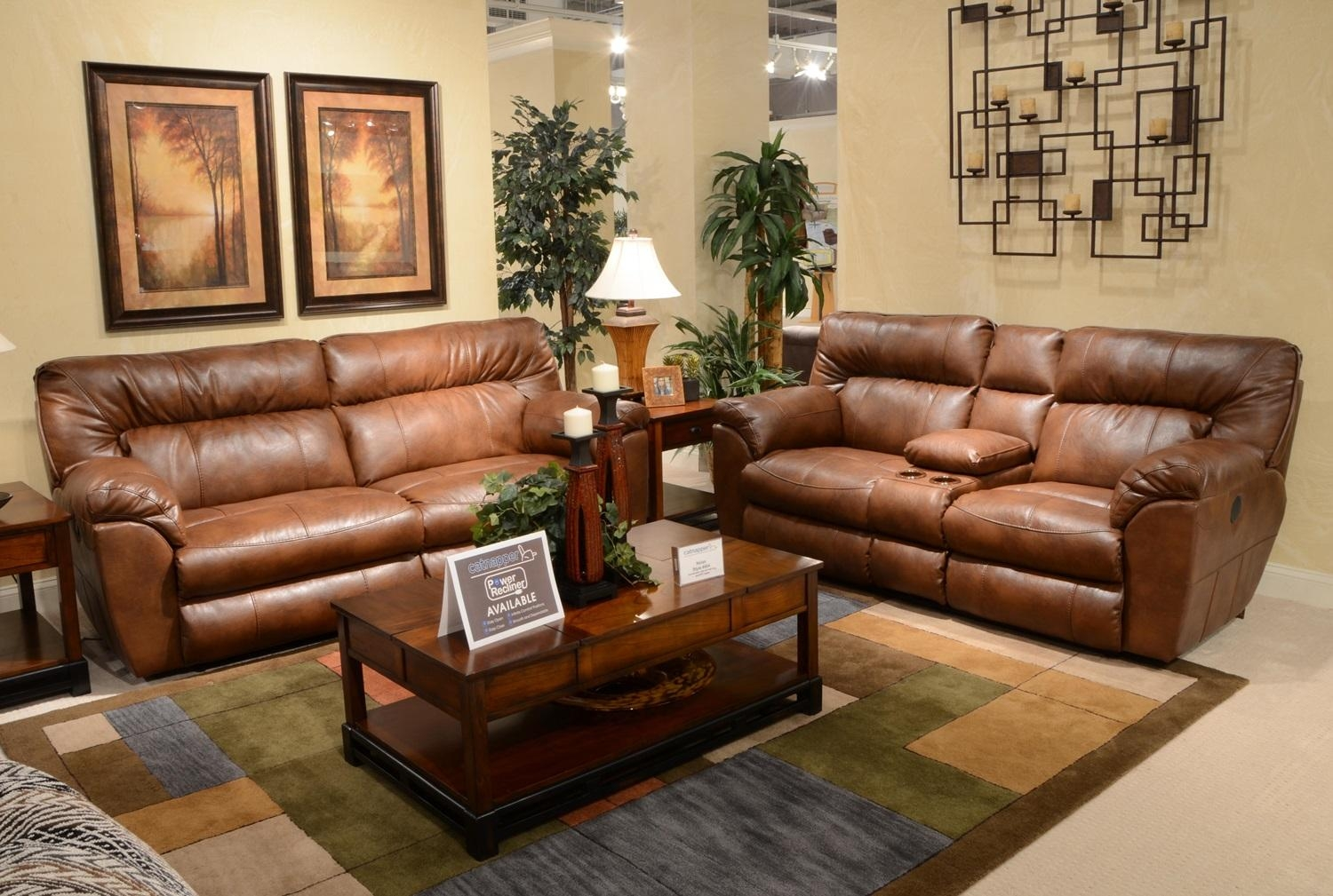 Living Room Furniture Gallery – Scott's Furniture Company Regarding Catnapper Sofas (View 20 of 20)