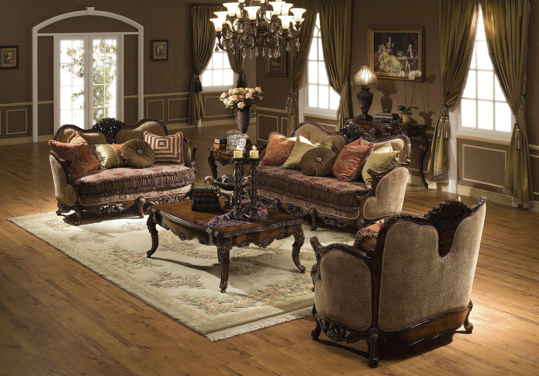 Living Room Furniture | Living Room Sets | Sofas | Couches Intended For Traditional Sectional Sofas Living Room Furniture (View 5 of 20)