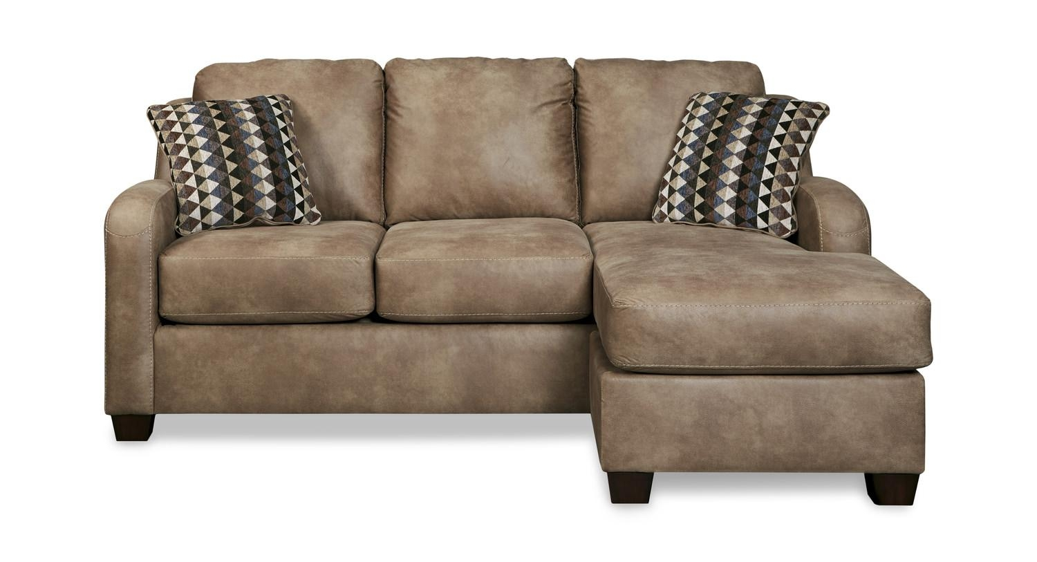Living Room Furniture – Sofas & Couches – Hom Furniture Inside Camel Color Sofas (View 15 of 20)