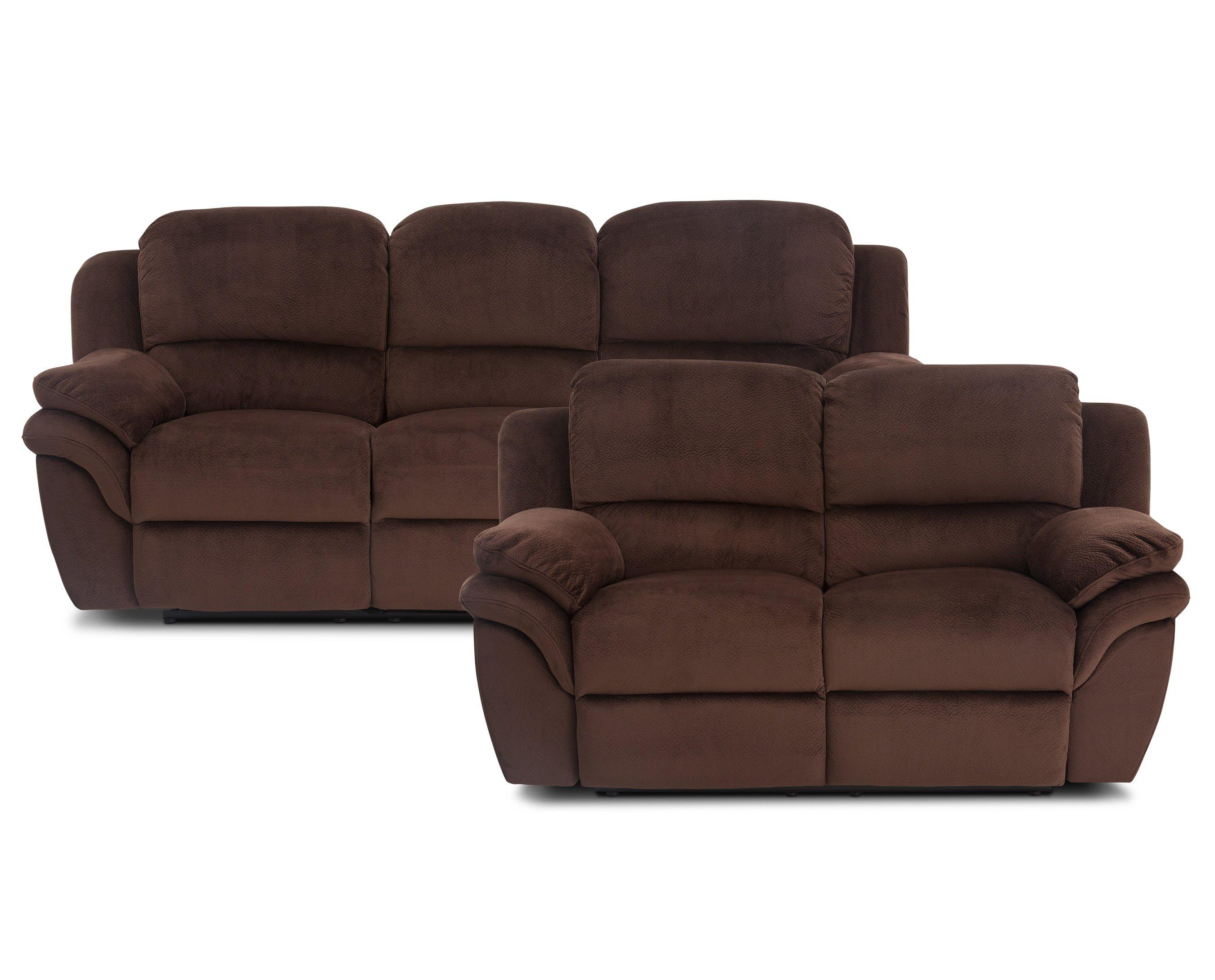 Living Room Furniture, Sofas & Sectionals | Furniture Row For Overstuffed Sofas And Chairs (Image 13 of 20)