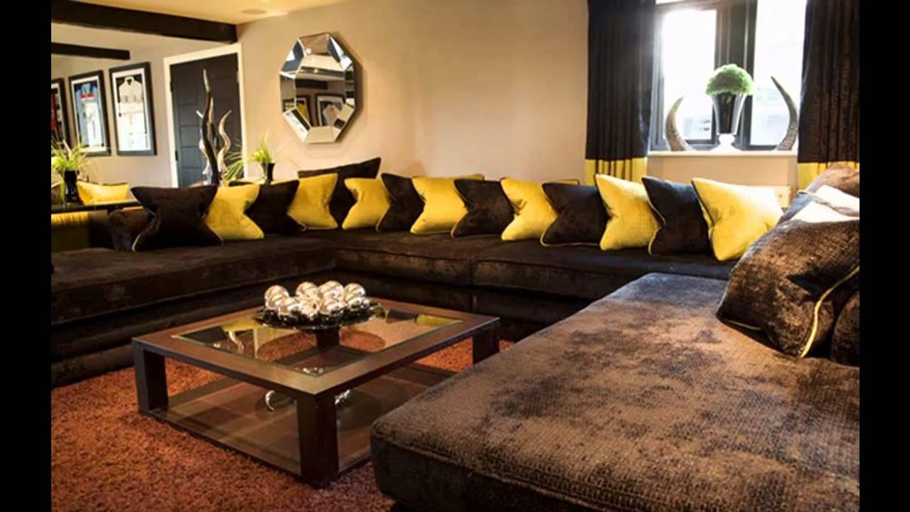 Living Room Ideas Brown Sofa And Decorating Regarding Living Room With Brown Sofas (View 14 of 20)