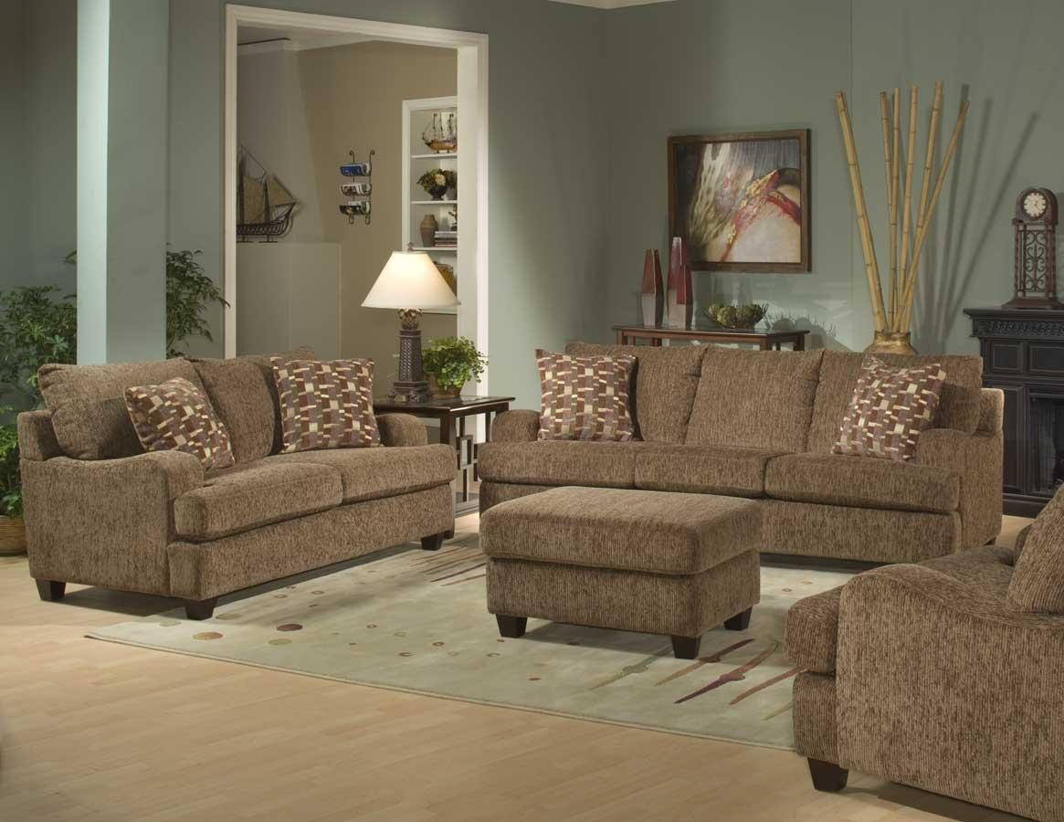 Living Room Ideas Brown Sofa | Home Designjohn Pertaining To Living Room With Brown Sofas (View 17 of 20)