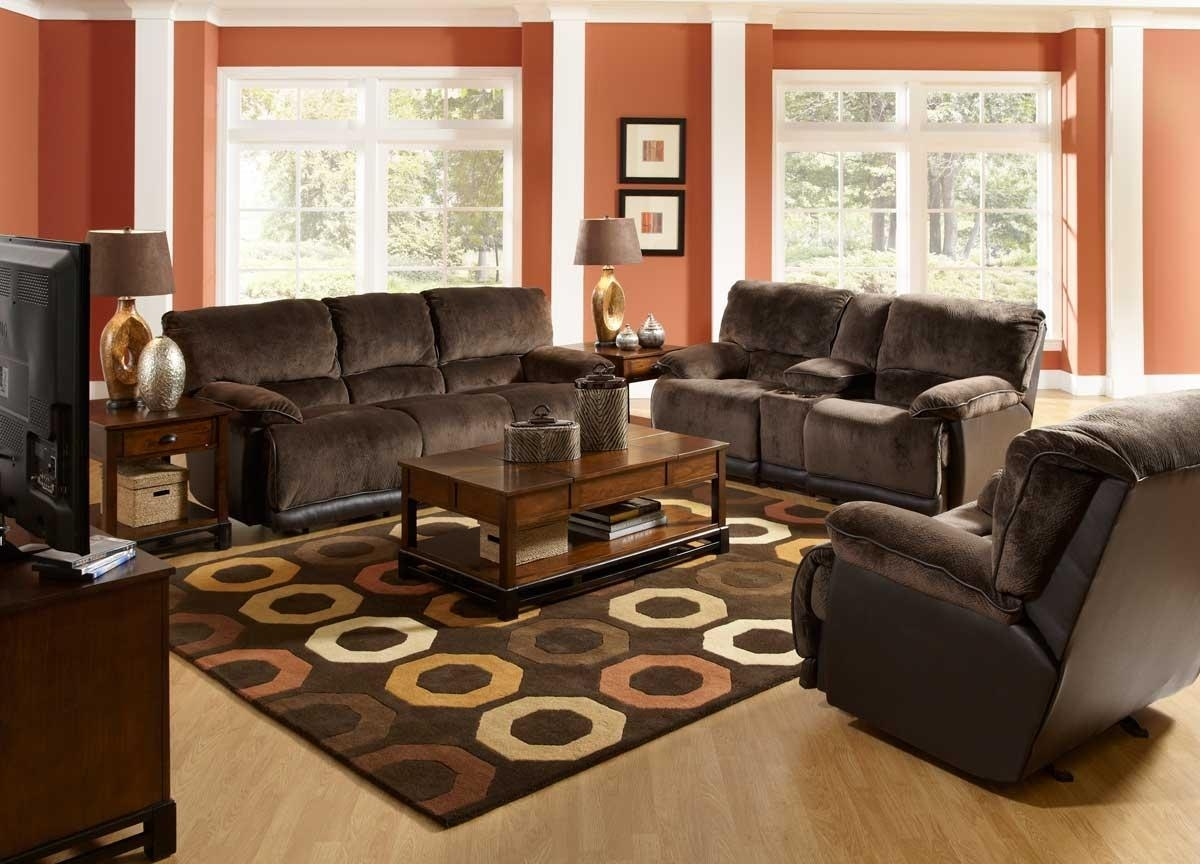 Living Room Ideas: Creative Ornaments Dark Brown Couch Living Room Throughout Brown Sofas Decorating (Image 19 of 20)