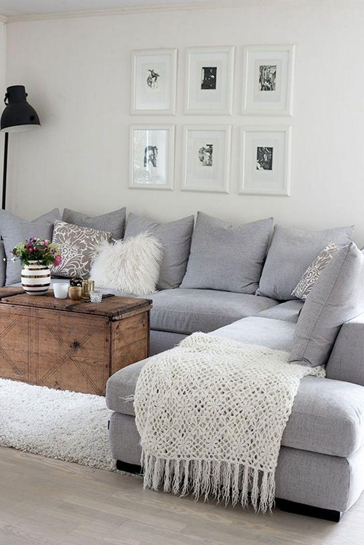Living Room Ideas With Grey Couch – Creditrestore Inside Gray Sofas For Living Room (Image 18 of 20)