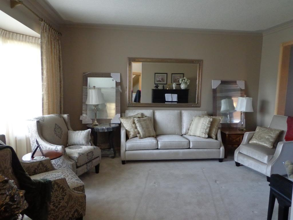 Featured Image of Mirror Above Sofas