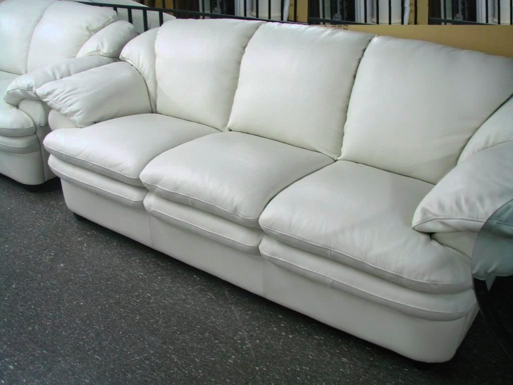 living room ideas with white leather sofa 20 best collection of white leather sofa and loveseat 27819