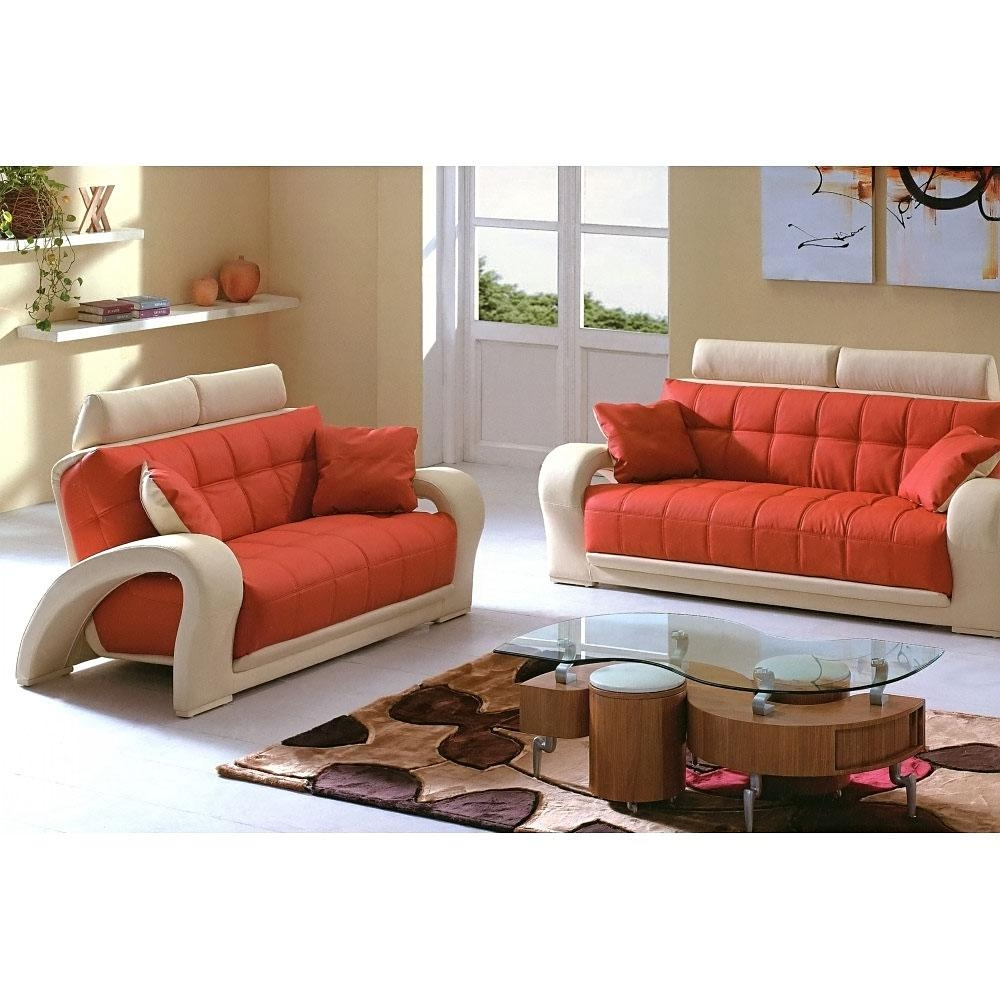 Living Room: Orange Living Room Furniture Photo (View 5 of 20)