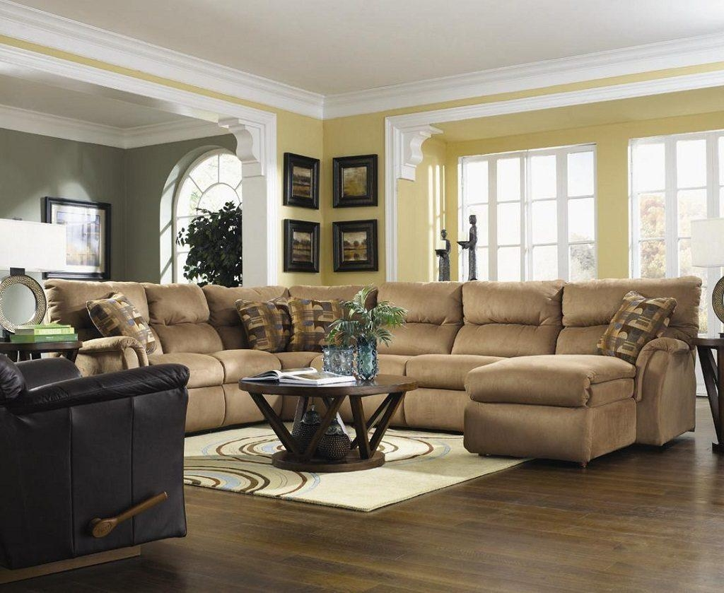 Living Room Sectional Ideas | Us House And Home | Real Estate Ideas Intended For Sectional Ideas For Small Rooms (Image 12 of 20)