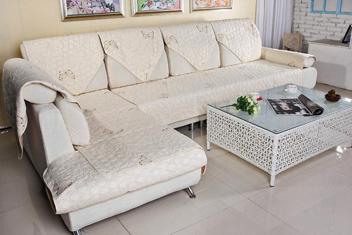 Living Room: Sectional Sofa Seat Covers | L Shaped Sofa Slipcovers In Sectional Sofa Covers (Image 14 of 20)