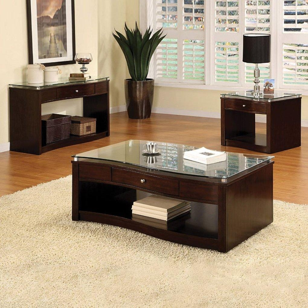 Living Room Tables Set Living Room Design And Living Room Ideas Throughout Sofa Table Chairs (Image 10 of 20)