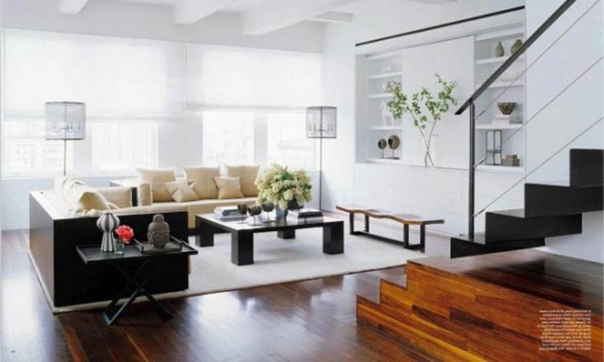 Living Room Wall Decor With Mirrors Grey Carpet Hardwood Laminate Intended For Big Comfy Sofas (Image 16 of 25)