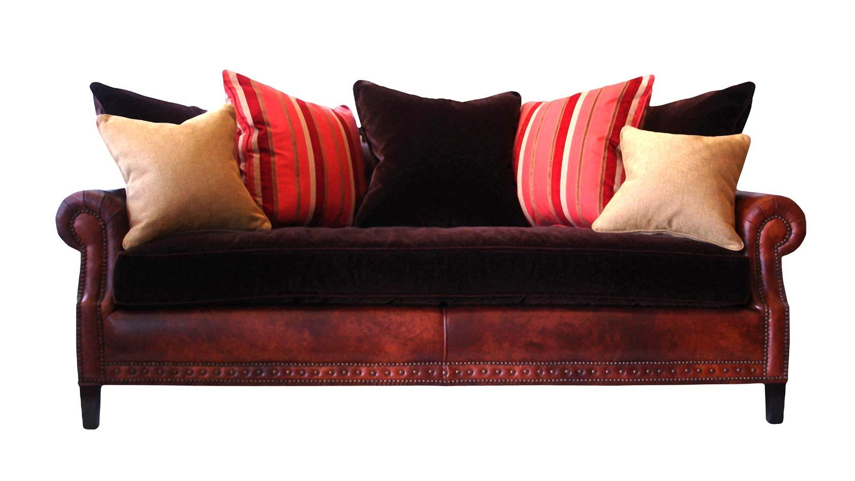 Loose Pillow Back Sofa With Design Image 22608 | Kengire Pertaining To Loose Pillow Back Sofas (Image 9 of 20)