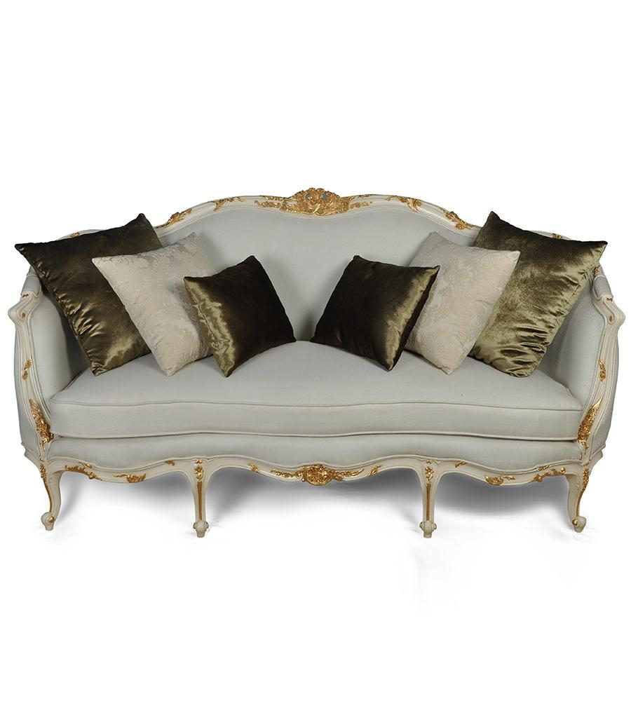 Lovely French Style Sofa 13 Sofas And Couches Ideas With French Regarding French Style Sofas (Image 12 of 20)