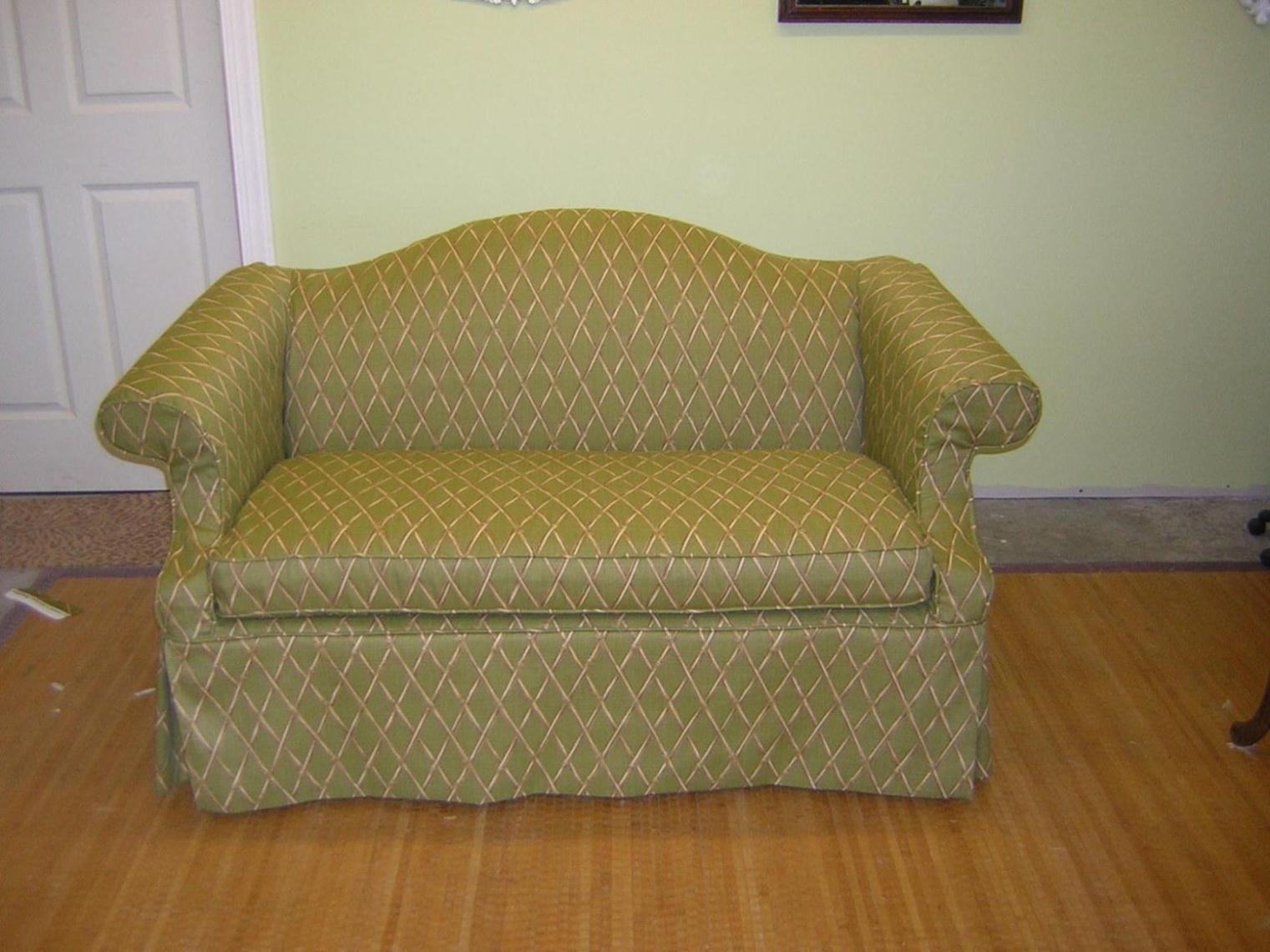 Loveseat Slipcover T Cushion : Doherty House – Contemporary Throughout Loveseat Slipcovers T Cushion (Image 12 of 20)