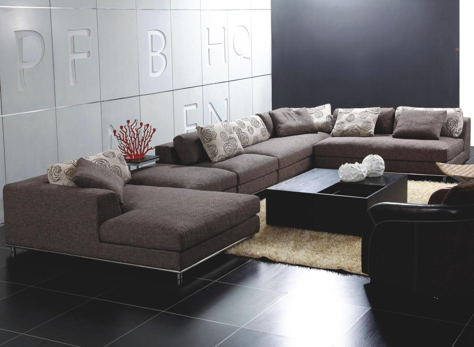 Low Sectional Couches : Doherty House – Amazing Versatile For Low Sectional (Image 8 of 20)