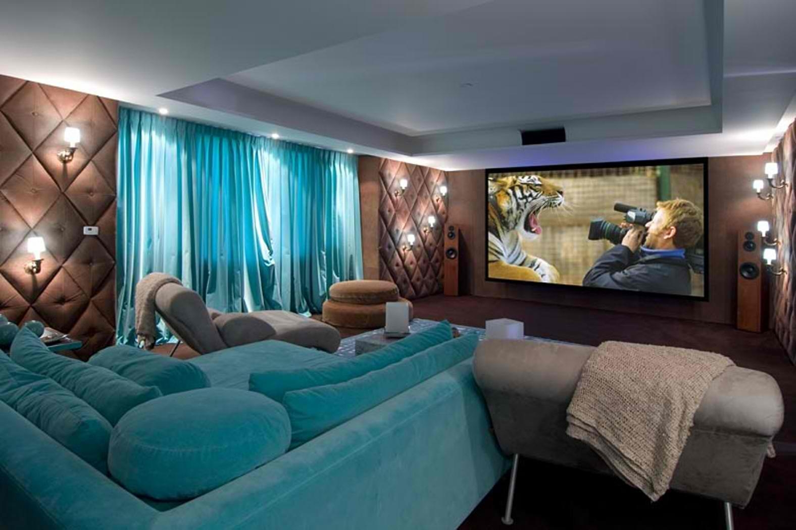 Featured Image of Theater Room Sofas