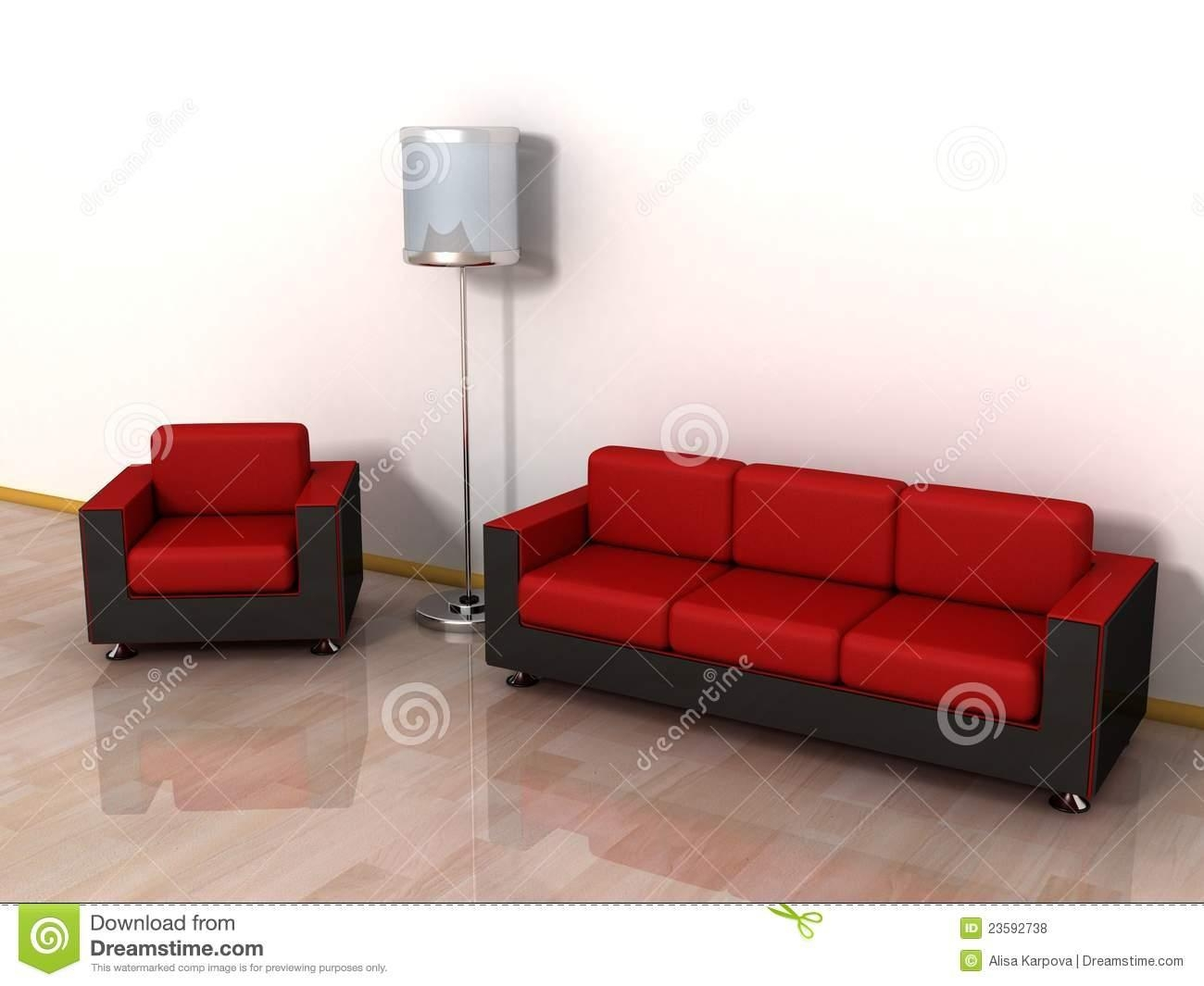 Luxury Leather Sofas And Chair In Home Decor Ideas With Additional With Sofa Arm Chairs (View 11 of 20)