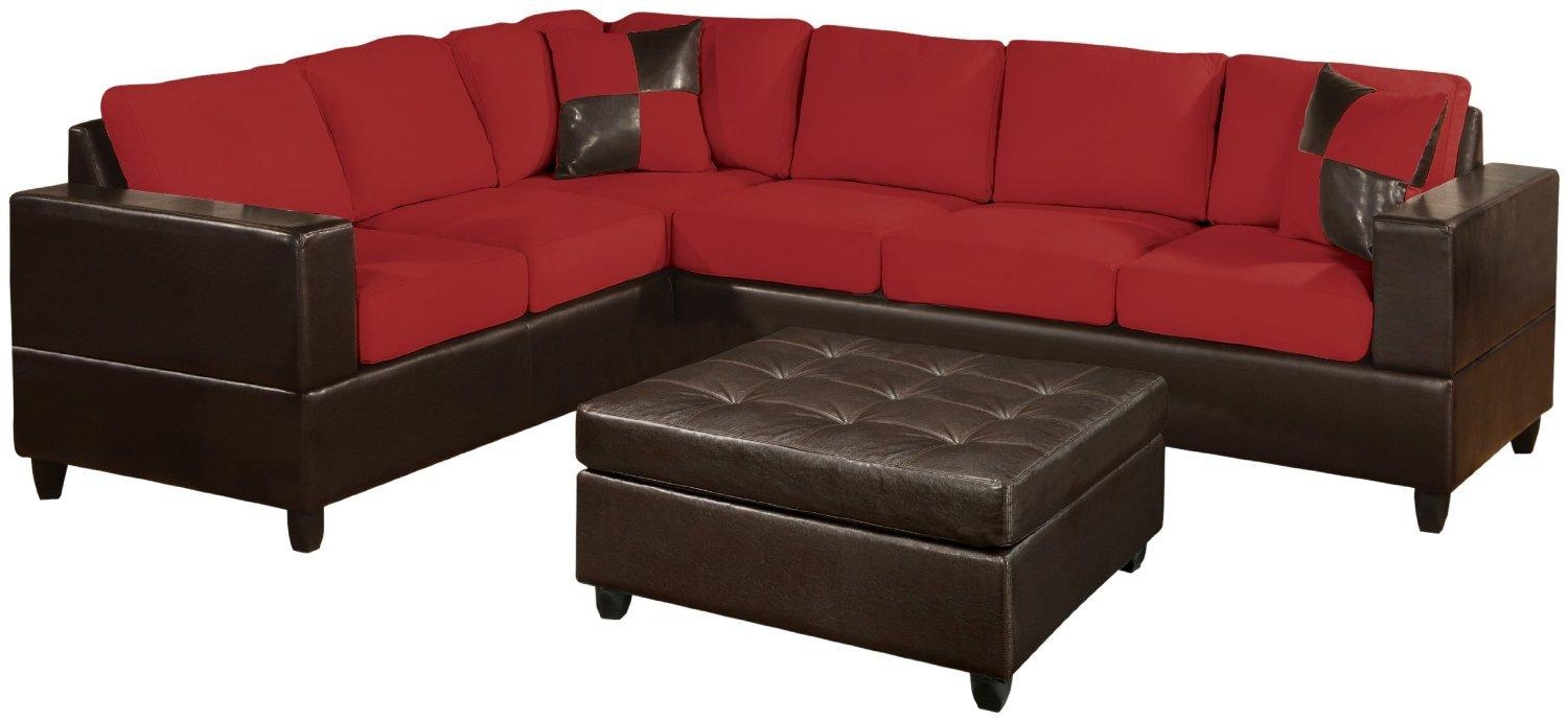 Luxury Red Sleeper Sofa 76 With Additional Sofas And Couches Set With Regard To Red Sleeper Sofa (Image 9 of 20)