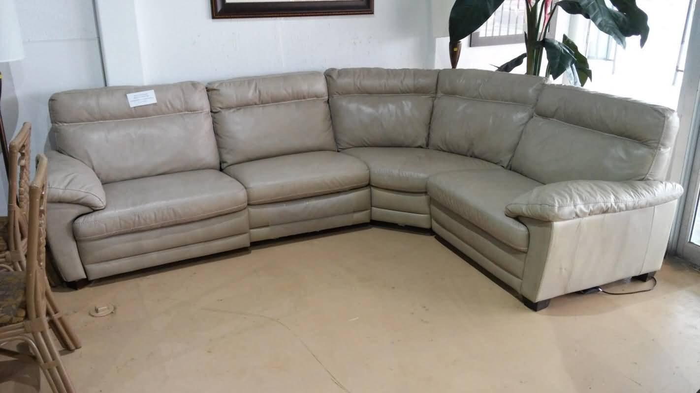 Macy's Floor Models For Sale! Inside Macys Leather Sectional Sofa (Image 7 of 20)