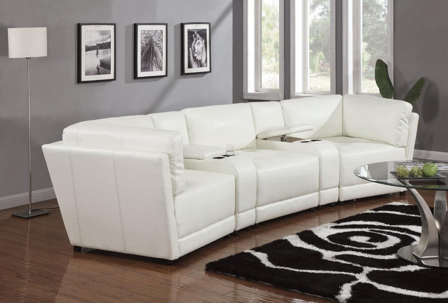 Magnificent Curved Sectional Sofas For Small Spaces #3849 Pertaining To Sectional Sofas In Small Spaces (Image 12 of 20)
