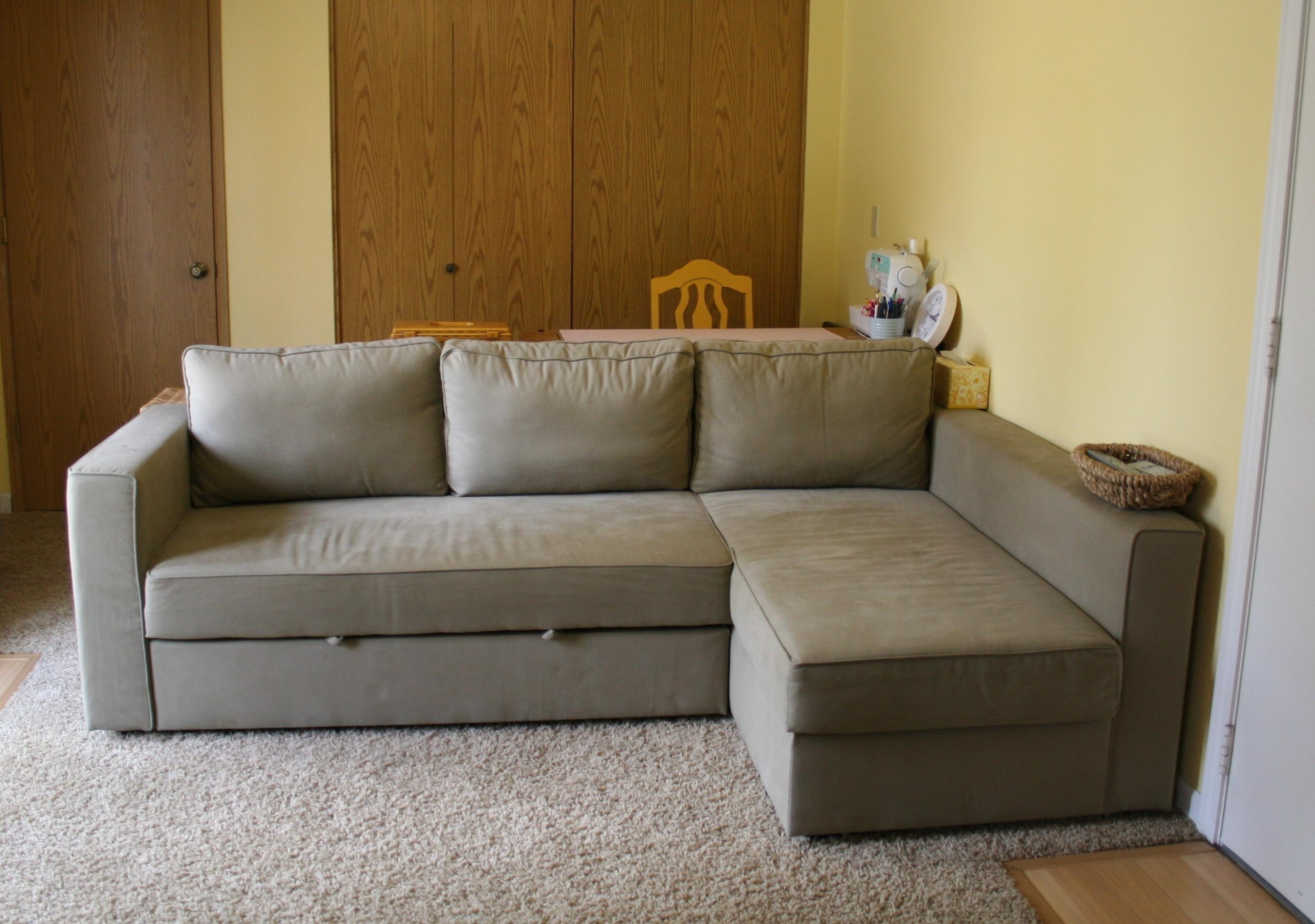 Manstad Ikea Sofa – Leather Sectional Sofa Regarding Manstad Sofa Bed Ikea (View 7 of 20)