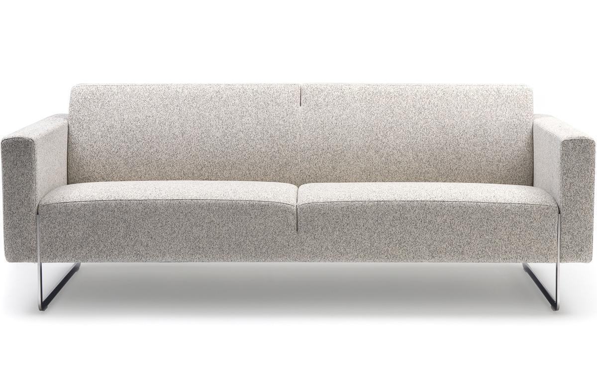 Mare 3 Seater Sofa – Hivemodern Regarding Modern 3 Seater Sofas (Image 13 of 20)
