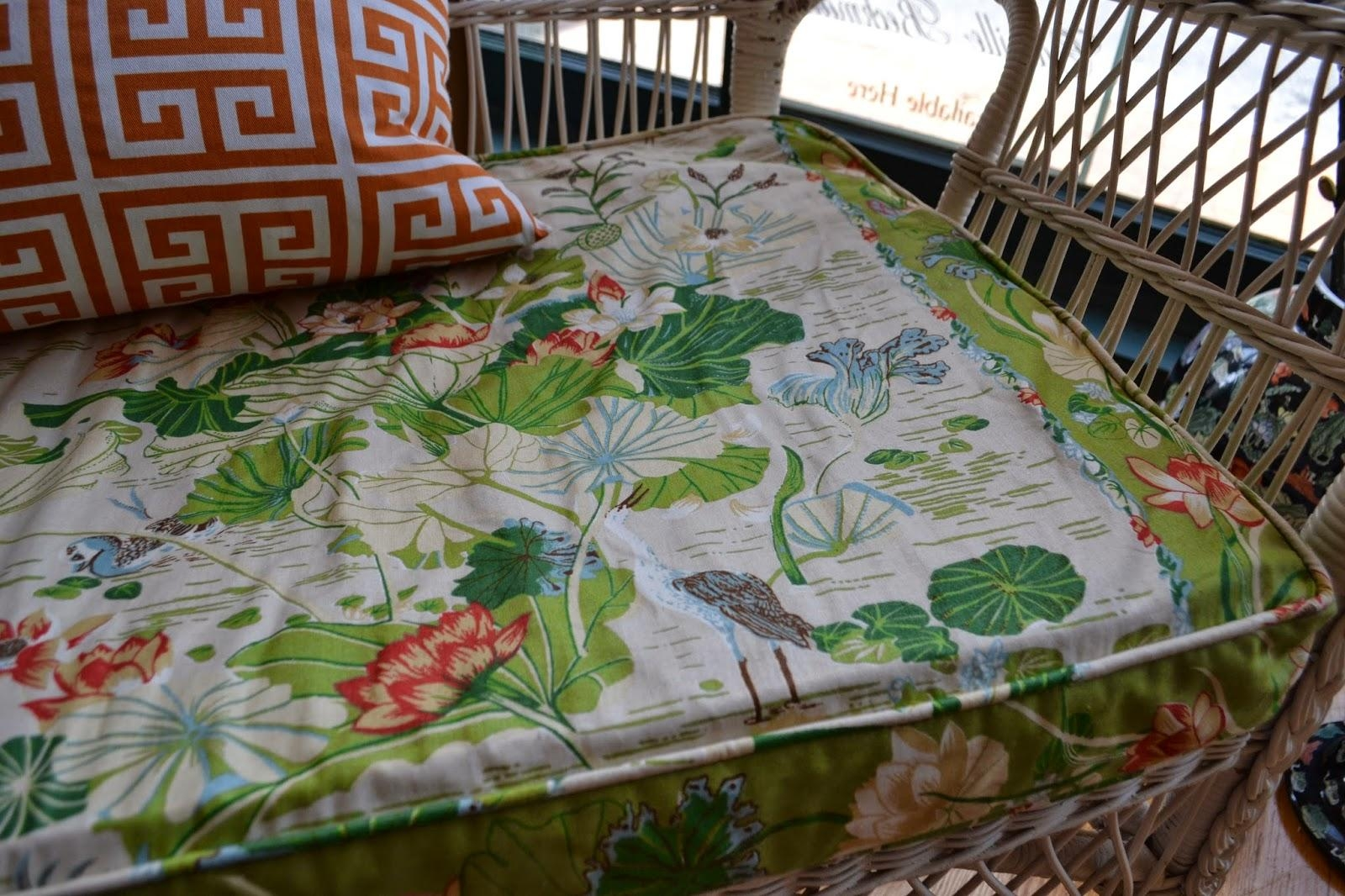 Margaret Mcelroy Interior Design: Chintz Fabric With Chintz Fabric Sofas (Image 16 of 20)