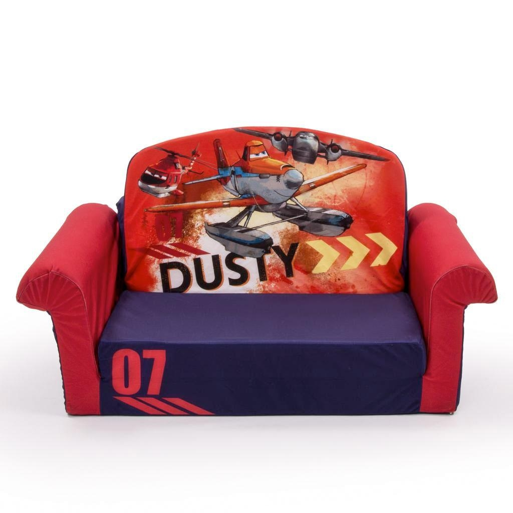Marshmallow Flip Open Sofa In Elmo Flip Open Sofas (Image 6 of 20)