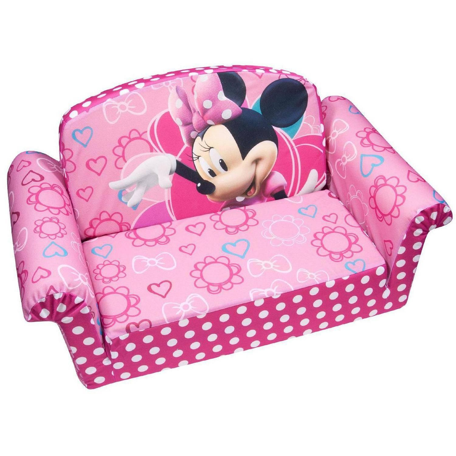 Marshmallow Furniture Flip Open Sofa, Teenage Mutant Ninja Turtles Intended For Toddler Sofa Chairs (View 11 of 20)