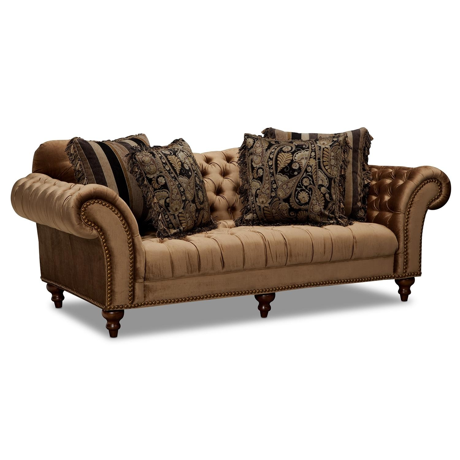 Marvelous Value City Furniture Living Room Sets For Home – 5 Piece For Value City Sofas (View 17 of 20)