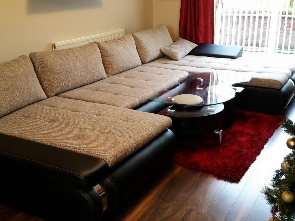 Massive Corner Sofa | Eo Furniture Inside Giant Sofa Beds (Image 15 of 20)