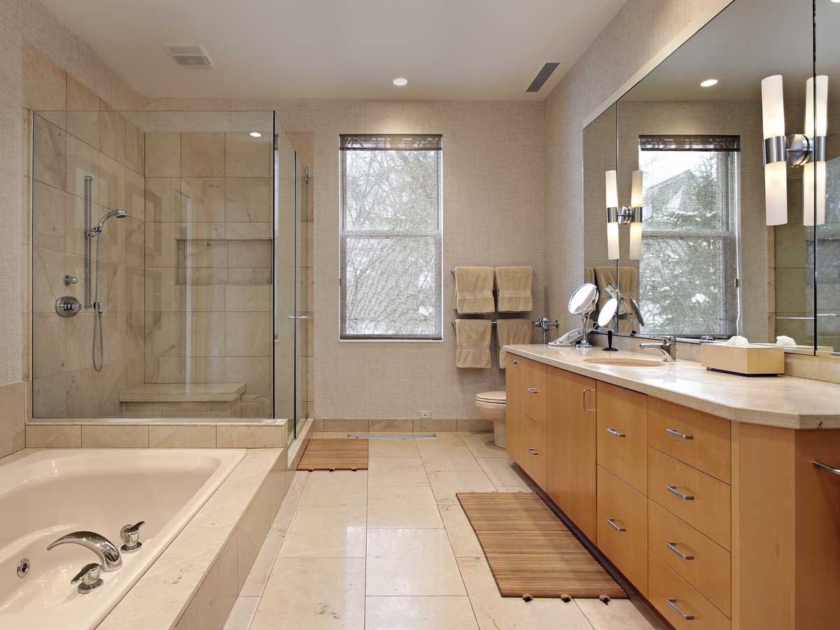 Master Bathroom Remodel Project Template | Homezada With Regard To Bathroom Remodel (Image 28 of 33)