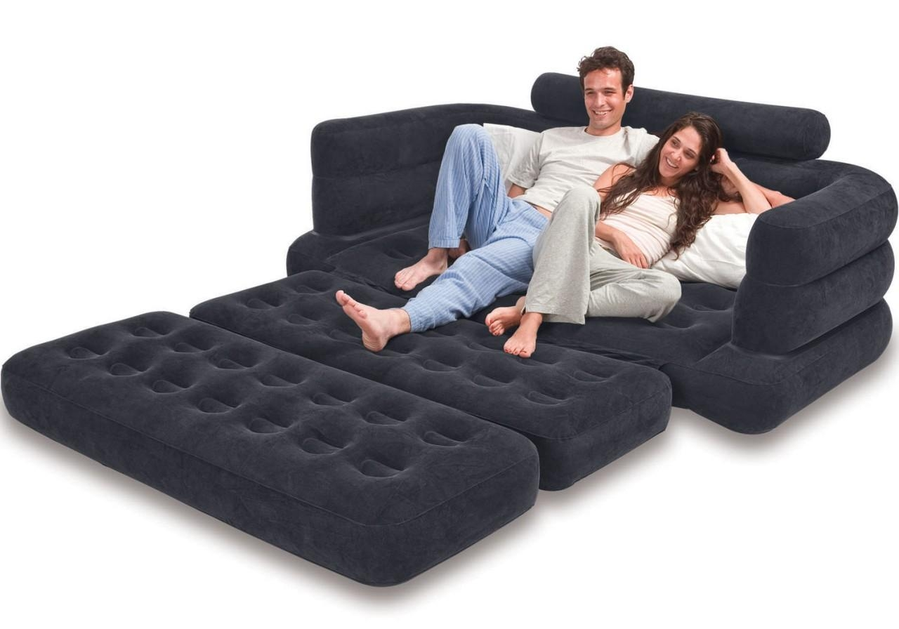 Mattress For Pull Out Sofa Bed And Intex Pull Out Sofa Chair Intended For Pull Out Sofa Chairs (Image 10 of 20)