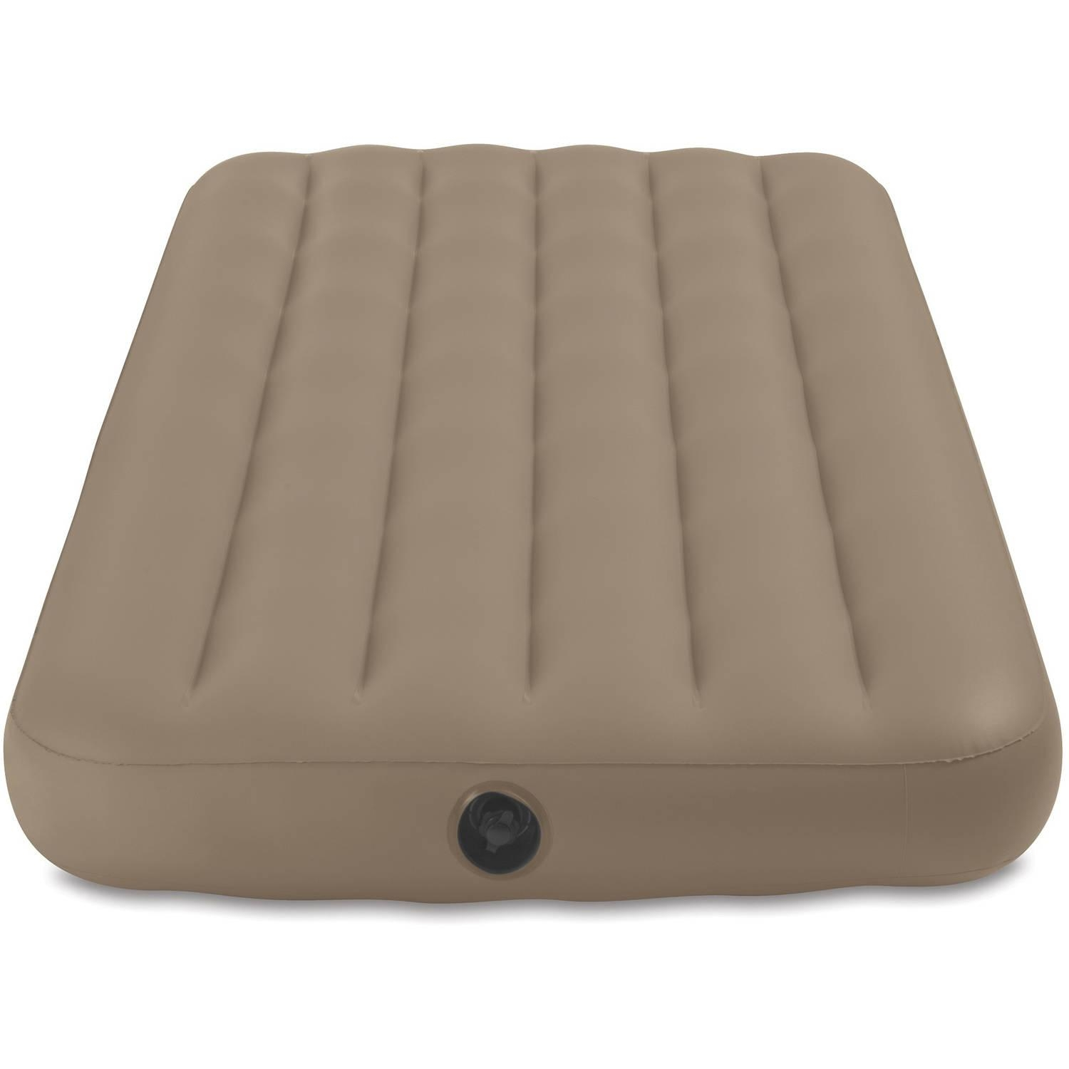 Mattresses : Air Mattress Twin Inflatable Mattress Walmart Air In Inflatable Full Size Mattress (View 9 of 20)