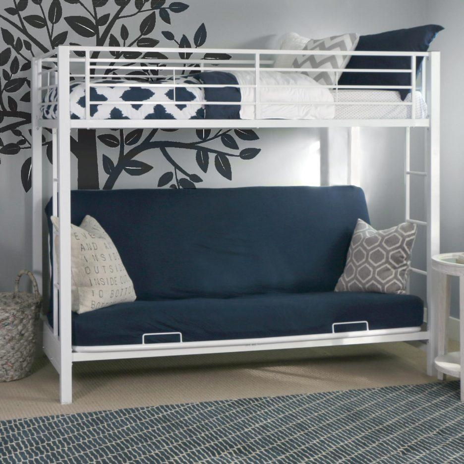 Mattresses : Full Loft Bed Futon Kmart Bunk Bed With Couch In Kmart Futon Beds (Image 17 of 20)