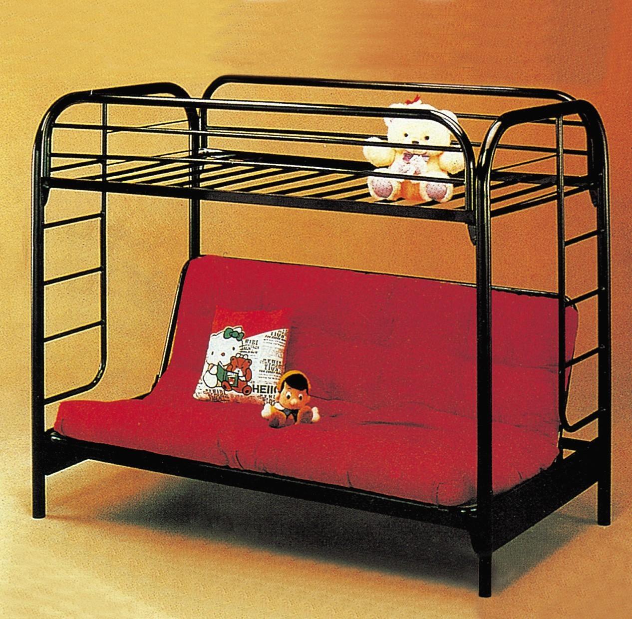 Mattresses : Full Over Full Futon Bunk Bed Futon Bunk Bed With With Kmart Futon Beds (Image 18 of 20)