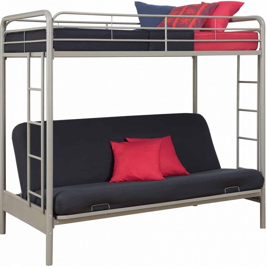 Mattresses : Futon Kmart Twin Over Futon Bunk Bed With Mattresses For Kmart Bunk Bed Mattress (Image 17 of 20)