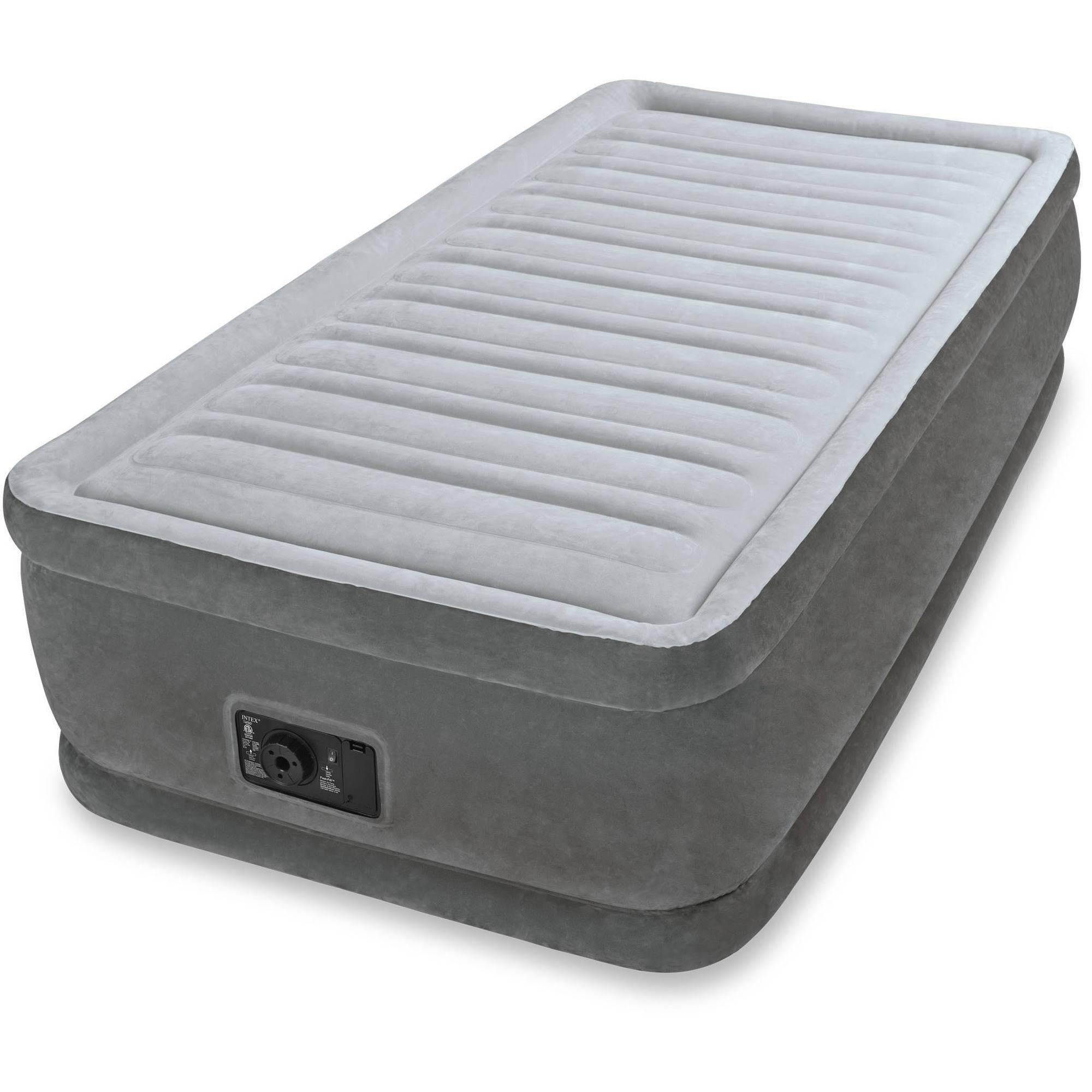 Mattresses : Twin Air Mattress Amazon Full Size Air Mattress Intended For Inflatable Full Size Mattress (Image 18 of 20)
