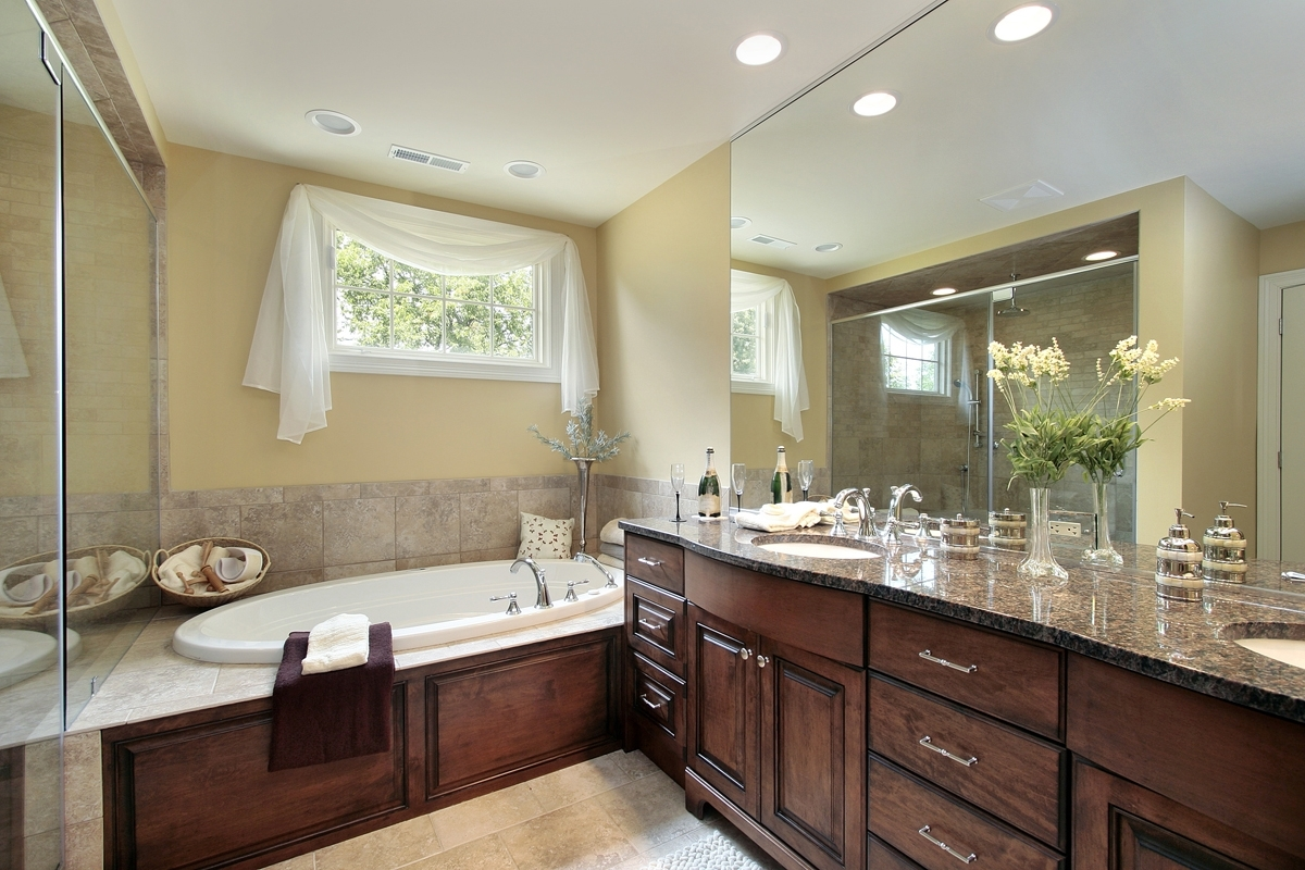 Mayflower Remodelers – Bathroom Remodeling In Cheap Ways To Improve Your Bathroom (View 26 of 33)