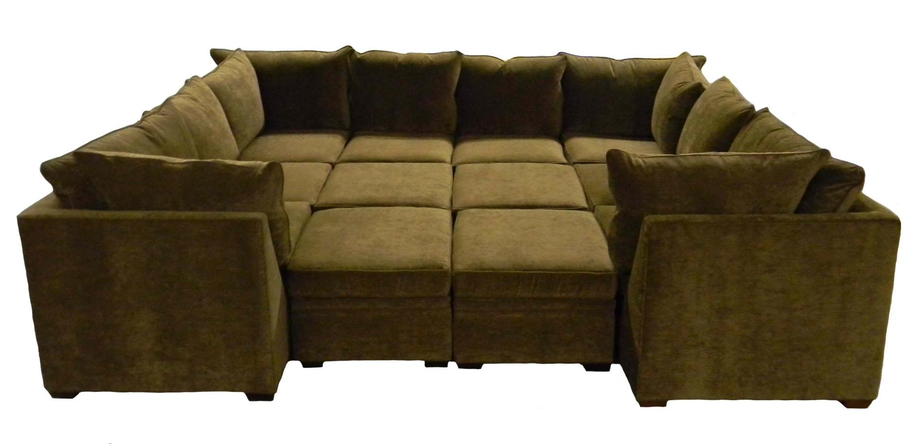 Media Room Sectional: Beautiful Pictures, Photos Of Remodeling In Media Room Sectional Sofas (Image 10 of 20)
