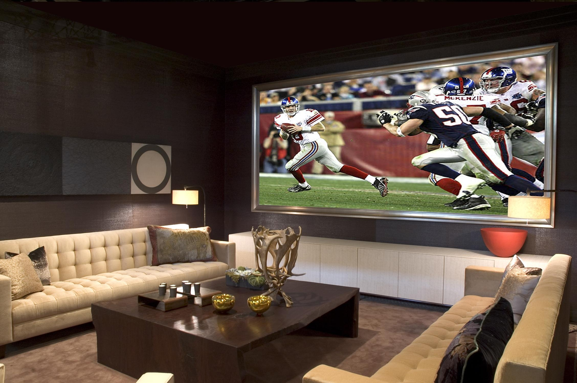 Media Room Sofas And Media Room And Home Theater Sectional Sofa Throughout Media Room Sectional Sofas (View 6 of 20)