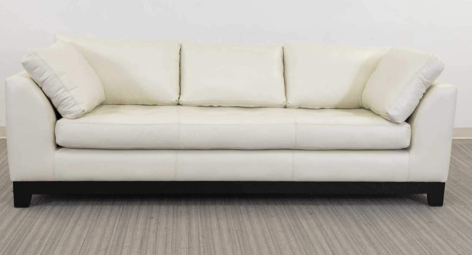 Melissa Sofa ‹‹ The Leather Sofa Company Throughout One Cushion Sofas (Image 5 of 20)