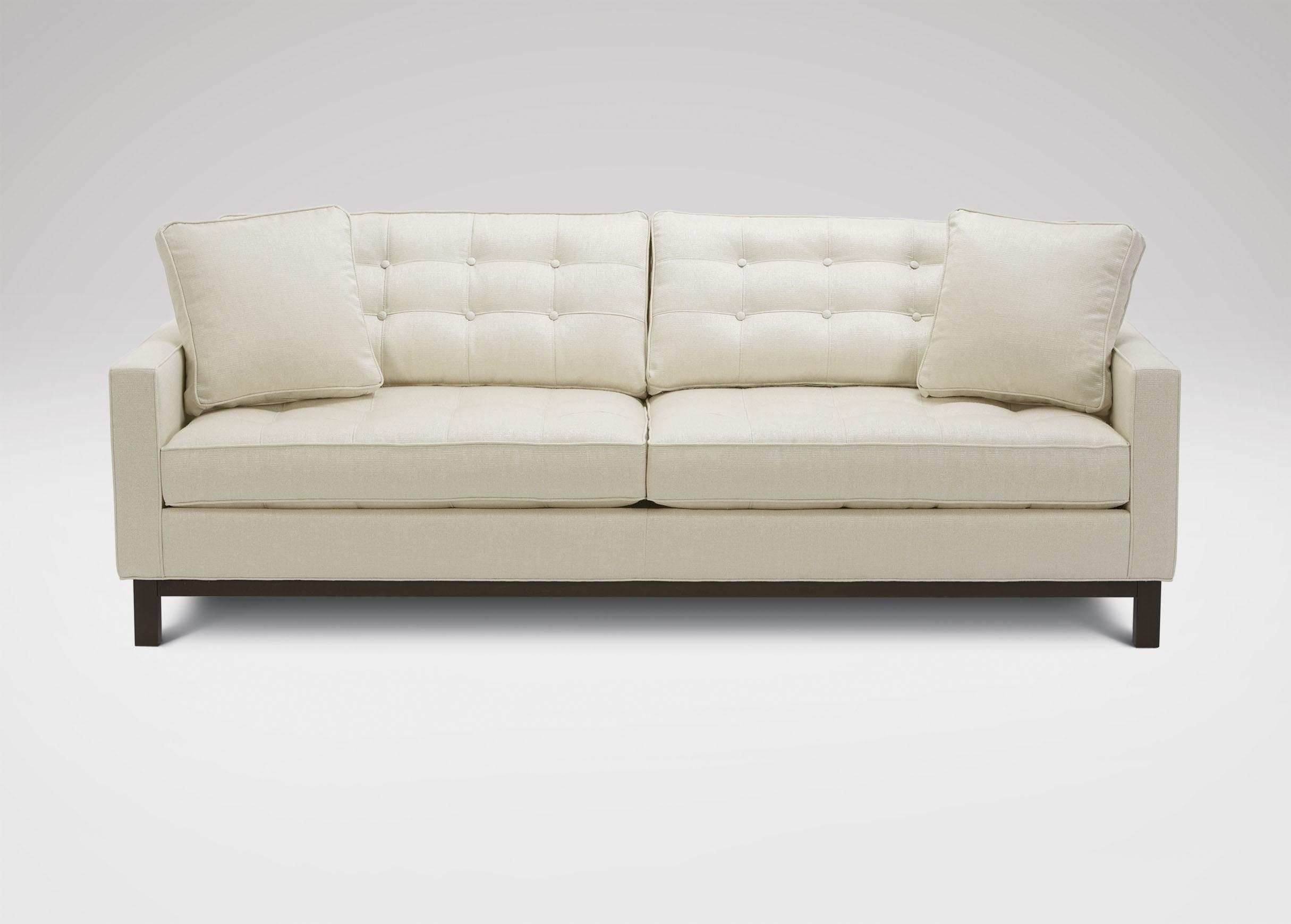 Melrose Sofa | Sofas & Loveseats Pertaining To Ethan Allen Chesterfield Sofas (Image 9 of 20)