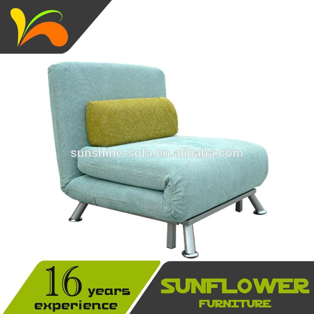 Metal Frame Folding Single Sofa Bed Chair – Buy Sofa Chair,folding Pertaining To Single Sofa Bed Chairs (View 18 of 20)