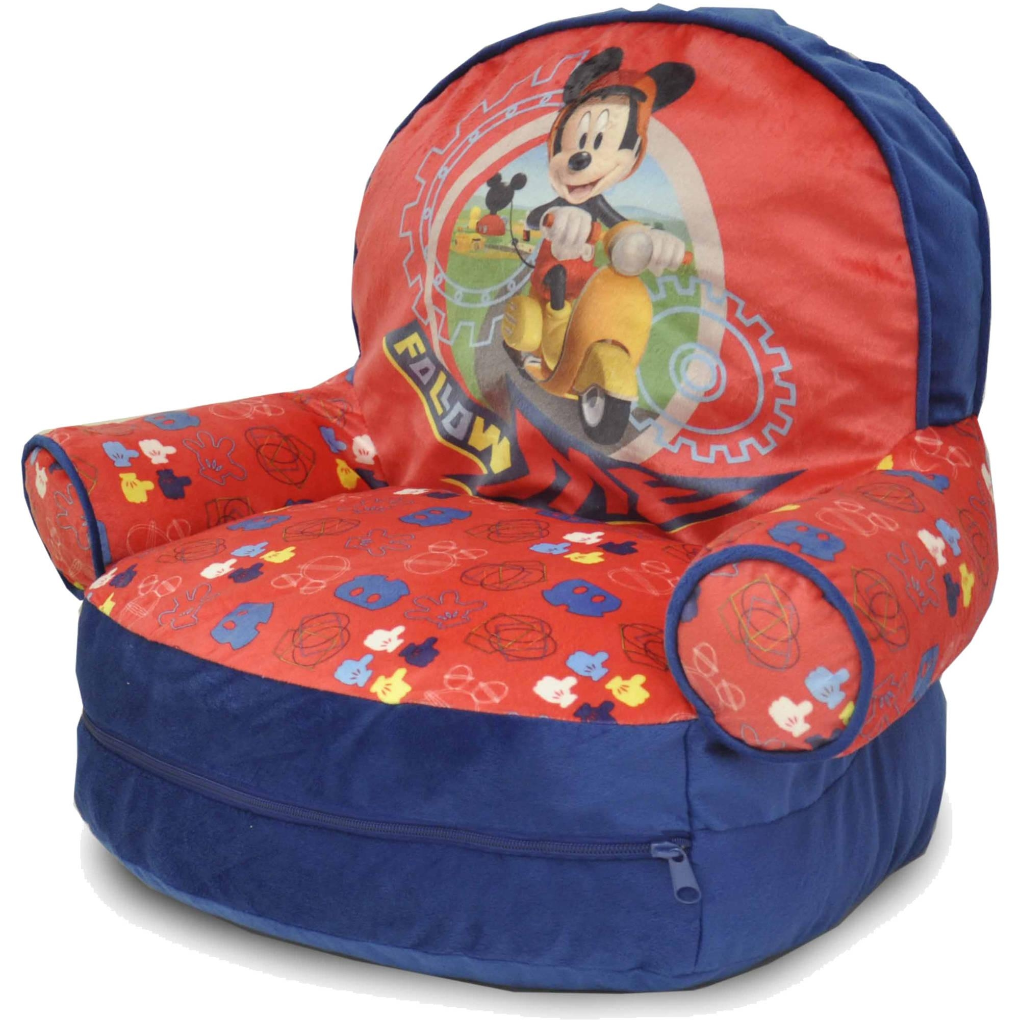 Mickey Mouse Chairs With Mickey Mouse Clubhouse Couches (View 18 of 20)