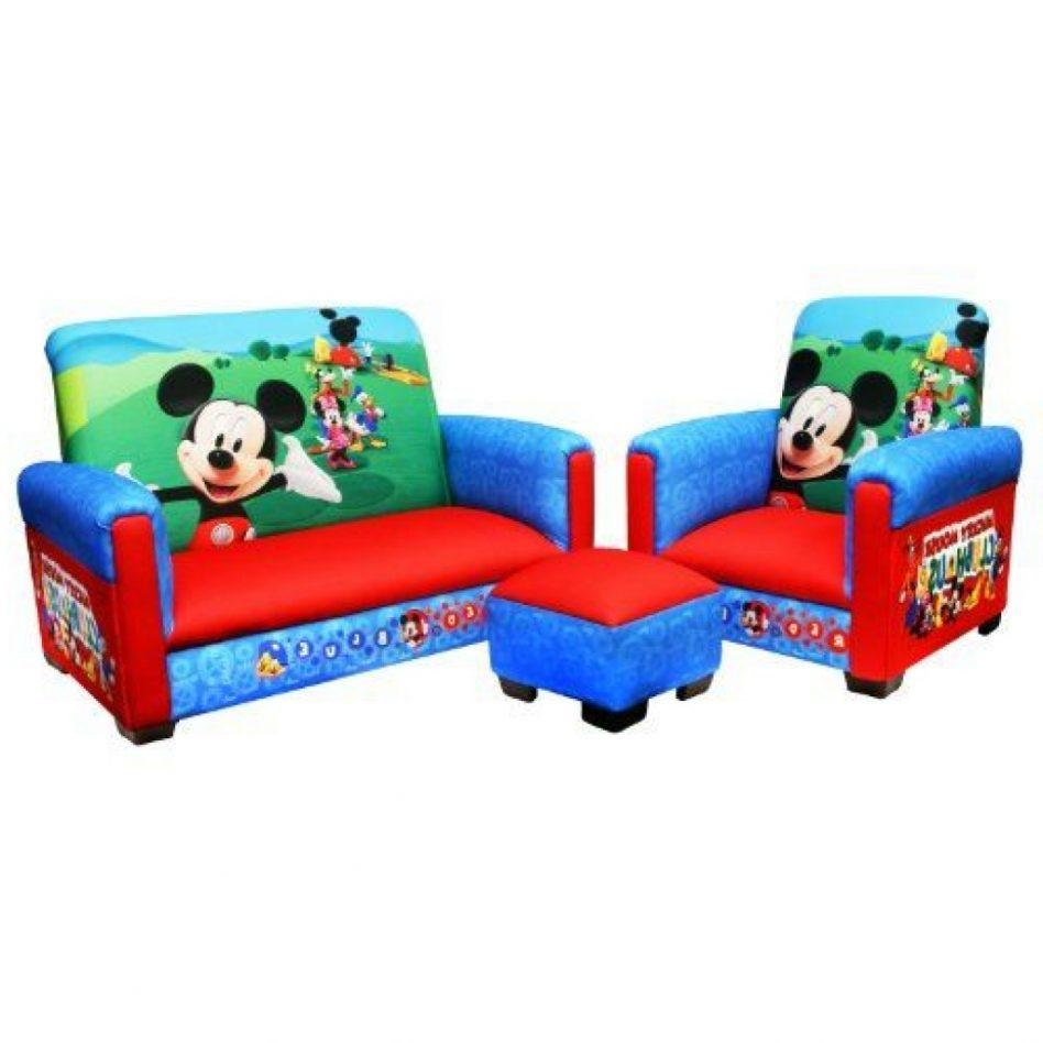 Mickey Mouse Clubhouse Bedroom Ideas In Mickey Mouse Clubhouse Couches (View 17 of 20)