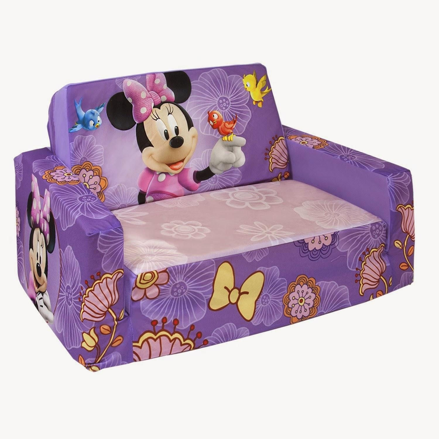 Mickey Mouse Flip Open Sofa | Sofa Gallery | Kengire Throughout Mickey Flip Sofas (Image 11 of 20)
