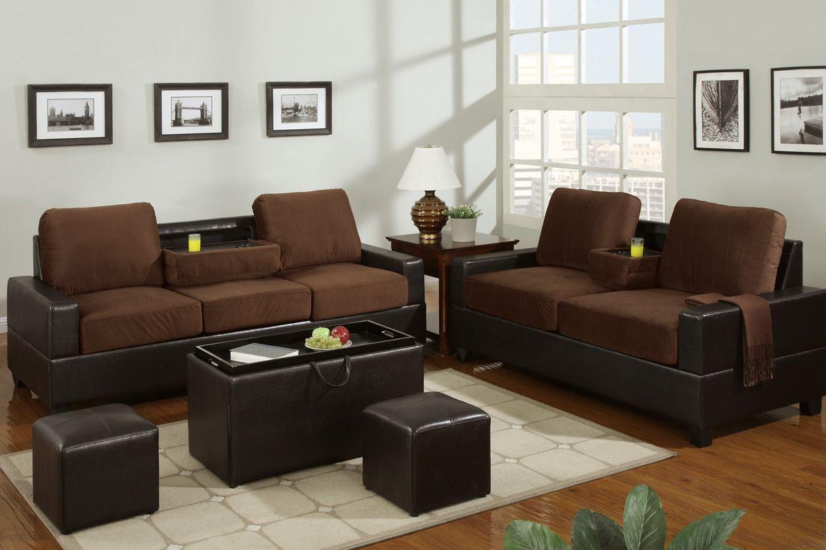 Microfiber Sofa Sets And Hamar Green Microfiber Adjustable Sofa Set Throughout Green Microfiber Sofas (Image 17 of 20)