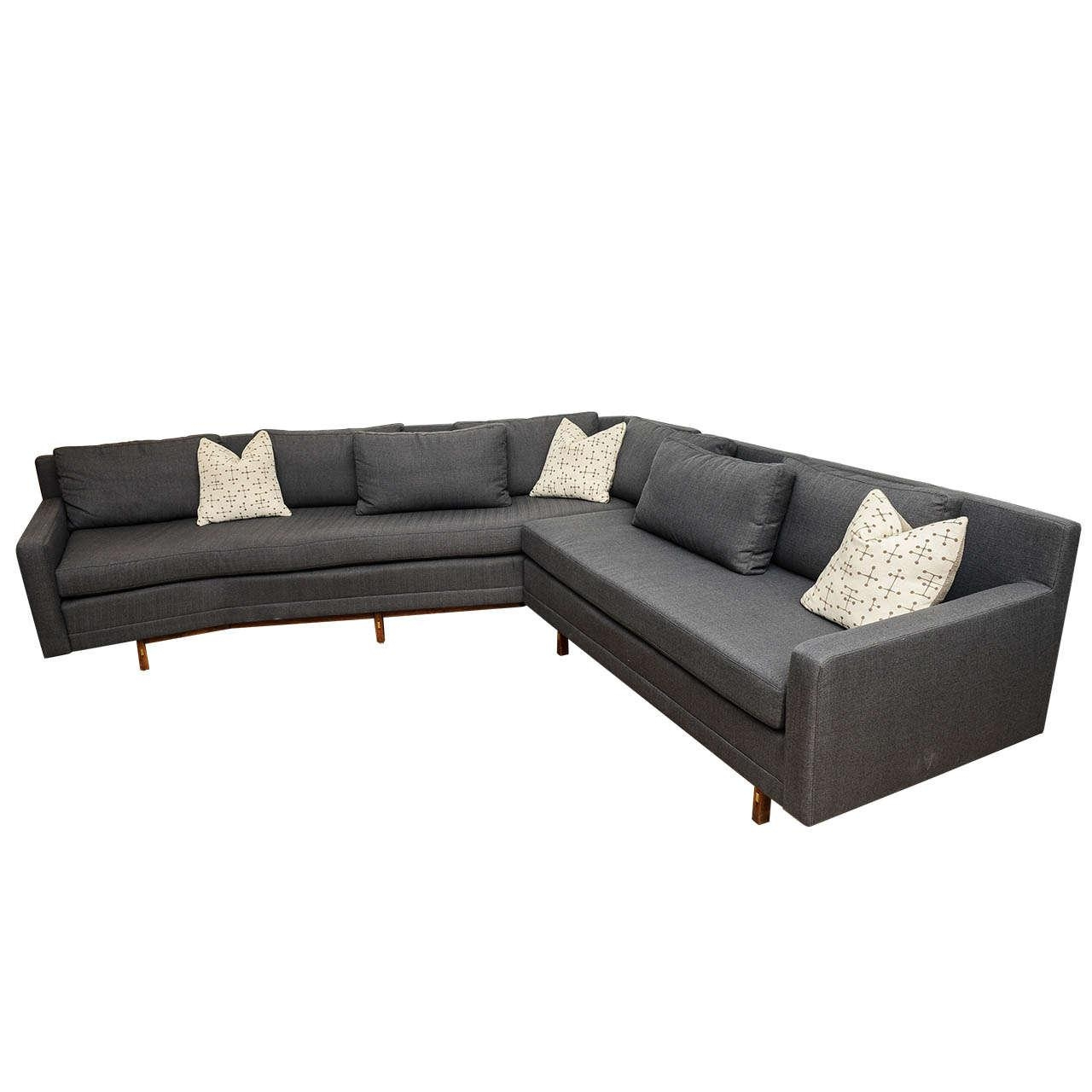 Mid Century Modern Sectional Sofas – Video And Photos Throughout Mid Century Modern Sectional (Image 8 of 20)